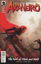 Akaneiro #2 (of 3) Comic Book American McGee 2013 - Dark Horse