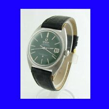 Retro Steel Omega Constellation PiePan Dial Gents Date Wrist Watch 1966