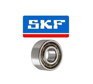 SKF 3206 ATN9 Open Double Row Angular Contact Ball Bearing (30x62x23.8)