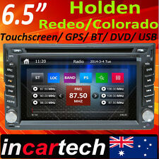 Holden Rodeo RA 03 04 05 06 07 08 GPS Navigation DVD Radio Stereo Bluetooth USB