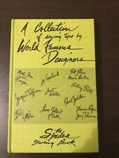 The Spadea Sewing Book-Collection of Sewing Tips by World Famous Designers-1stEd