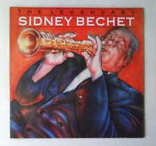 Sidney Bechet – The Legendary Sidney Bechet LP JAZZ HIGH SOCIETY Bluebird MINT