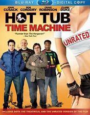 Hot Tub Time Machine 0883904205982 With John Cusack Blu-ray Region a