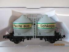 Rivarossi Epoche IV (1965-1990) Modellbahn-Güterwagen der Spur H0 aus Kunststoff