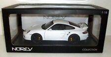 Modellini statici di auto, furgoni e camion bianco NOREV per Porsche