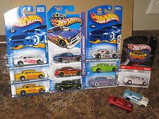 Hot Wheels Lot of 12 Ford Shoe Box Variation Wayne's Garage Hot Rod Since '68