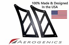 295mm Honda S2000 AP1 AP2 Civic solid stands for Voltex wings. Made in  USA.