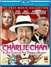 Charlie Chan and the Curse of the Dragon Queen Region B Blu-ray