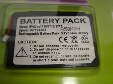 Batterie pour iPaq 367194-001 rz1700 rz1710 rz1715 rz1717 Pocket PC Battery ACCU