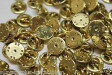 brass clutch back pin back guards insignia badge emblem mil spec lot of 1000 pcs