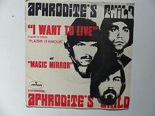 APHRODITE ' S CHILD I want to live Magic mirror 132505
