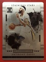 Anthony Davis AD Impeccable Stainless Stars New Orleans Pelicans Basketball NBA