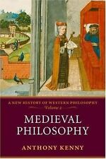 Medieval Philosophy (A New History of Western Philosophy, Vol. 2) - Kenny, Antho
