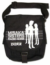 A Certain Magical Index Misaka Sisters Messenger Bag