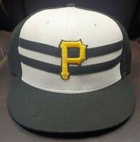 ALLSTAR Pittsburgh Pirate Baseball MLB 59Fifty Team New Era 7-1/8 Fitted Hat Cap