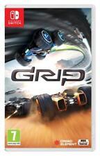 Grip Combat Racing Nintendo Switch Game - &