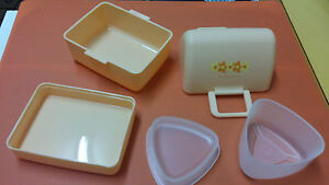 Japanese Style Bento Lunchbox with Carry Bag