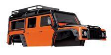 Traxxas TRX-4 Body Land Rover Defender Adventure Edition Body (Orange) TRA8011A