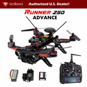 Walkera Runner 250 Advance GPS Quadcopter Drone w/ Controller 1080P (Returned)