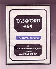 Tasword 464 Word Processor (Tasman 1984) Amstrad CPC - Large Clamshell Edition *