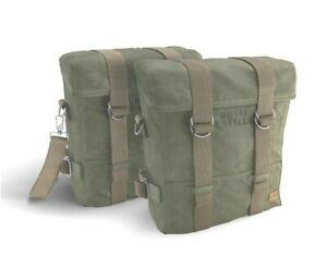 Best Military Pannier Pair FOR Royal Enfield Classic 350 and 500 MOTORCYCLE