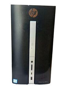 HP Pavilion 570-P033W Case Include Motherboard Fan Power Supply DVDRW Wifi