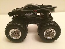 BATMAN Plastic base Hot Wheels Monster Jam Truck 1:64 scale