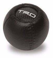 NEW Genuine TOYOTA leather TRD Shift Knob fits M12 x 1.25 metric TACOMA 4RUNNER