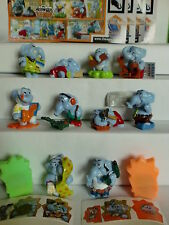 KPS - Figuren > Die Heimwerker Elefanten + USB - STICKS 2011 < (D) + alle 12 BPZ
