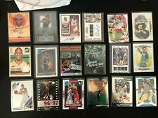 LOT-AUTO, RC, JSY- JAREN JACKSON JR MICHAEL JORDAN MORE!!!