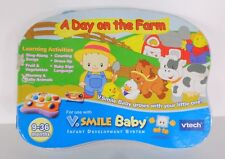 Vtech A Day On The Farm For Use With V.Smile Baby Infant Development System