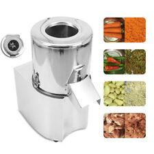550W Electric Vegetable Chopper Grinder Commercial Food Processor Machine