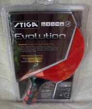 Stiga Evolution Table Tennis Paddle Racket  ~ NEW ~