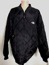 The North Face Black Bomber Jacket Coat Mens XXXL 3XL NO RESERVE!