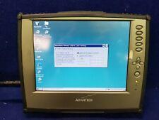 Advantech MPC-100 industrial flat panel computer touch screen