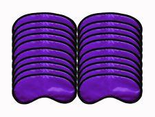 Dream Essentials Snooz Silky Soft Sleep Mask Bulk of 20 Purple