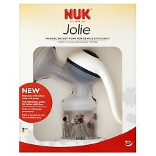 Sacaleches manual Nuk Jolie marca NUEVO Libre P&P