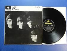 THE BEATLES  WITH THE BEATLES Parl 63 -5N-5N UK LP nr EX