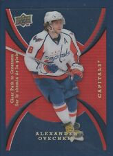 ALEX OVECHKIN 2008-09 MCDONALD'S UPPER DECK CLEAR PATH TO GREATNESS NO CP2 36367