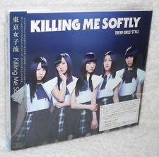 Tokyo Girls' Style Killing Me Softly 2014 Taiwan Ltd CD+DVD