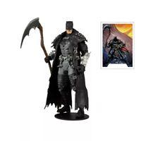 "McFarlane DC Multiverse Dark Nights Death Metal Batman 7"" Action Figure IN HAND"