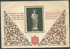 Estampa antigua grande de Jesus andachtsbild santino holy card santini