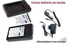 caricabatteria da tavolo BATTERIE per  SAMSUNG i7500