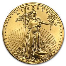 2006 1 oz Gold American Eagle Coin