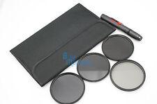 72mm IR720+IR850+IR950 IR Infrared + CPL Circular Polarizing filter set+LENS PEN