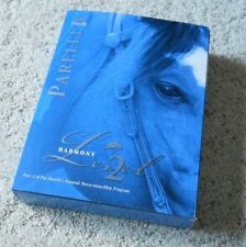 Parelli Level 2 Harmony DVD Natural Horsemanship Equine Training MSRP $269  RARE