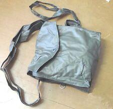 NVA Gasmaskentasche Tasche Maskentasche grau/oliv guter Zustand