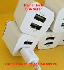 Wall Chargers 5V 2A US Plug  USB charger adapter