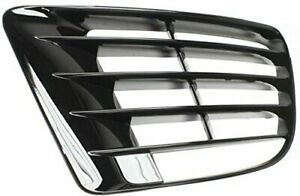 for 2012 2013 Volkswagen Golf Right RH Bumper Grille, Outer Lower Golf R