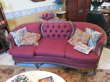 Terrific Pink Antique Sofas For Sale Ebay Caraccident5 Cool Chair Designs And Ideas Caraccident5Info